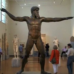 Athens, Greece, National Museum of Archeology – Video Episode 50